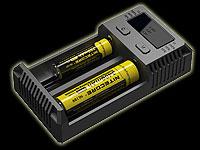 Sạc pin TrustFire TR-001