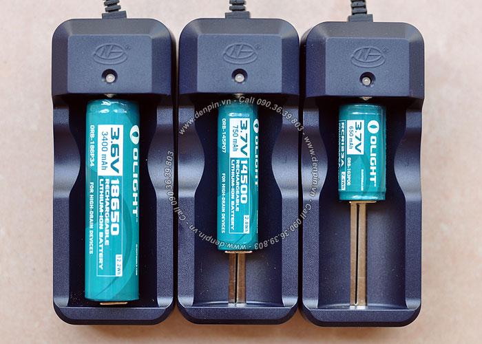 Sạc đơn pin Li-ion 18650 - 3.7V 4