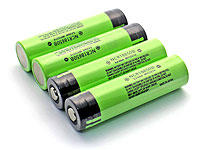 Panasonic 3400mah - Japan